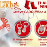 3 produse cadou de la Lady's de Mos Nicolae thumbnail