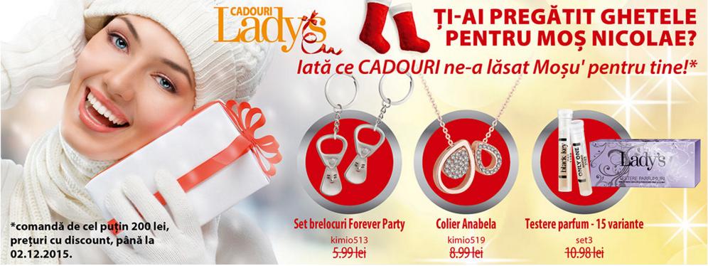 cadou ladys noiembrie decembrie 2015