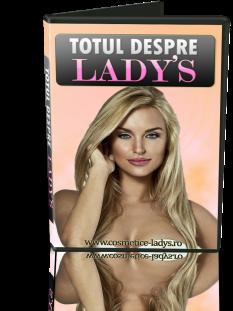 curs video totul despre ladys coperta